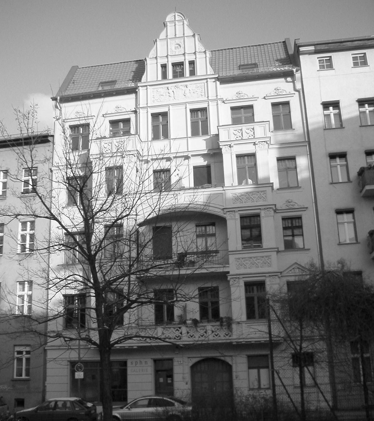 Koppenplatz Berlin Mitte