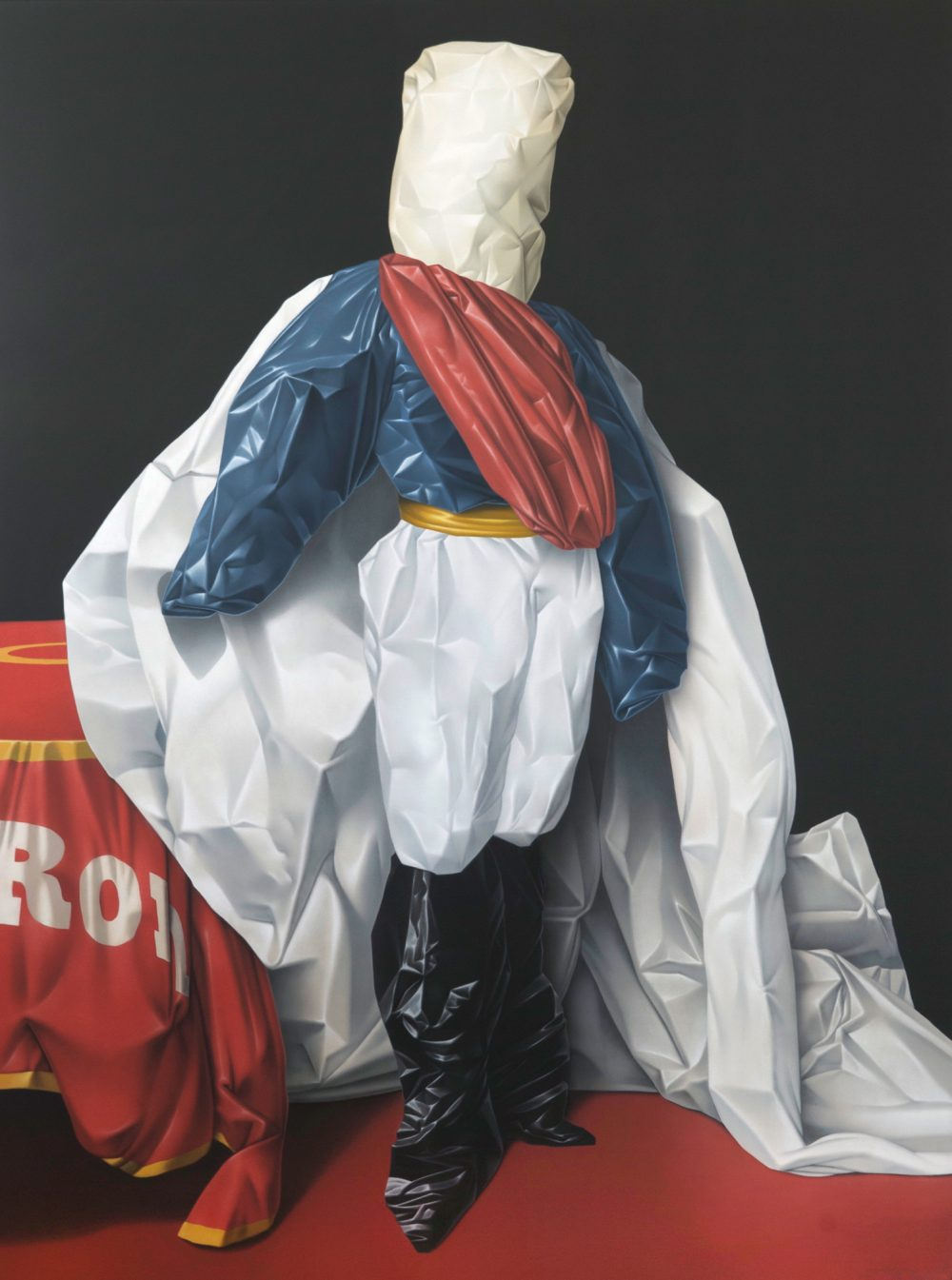 Lord (2010), Acryl auf Leinwand, 200 x 150 cm