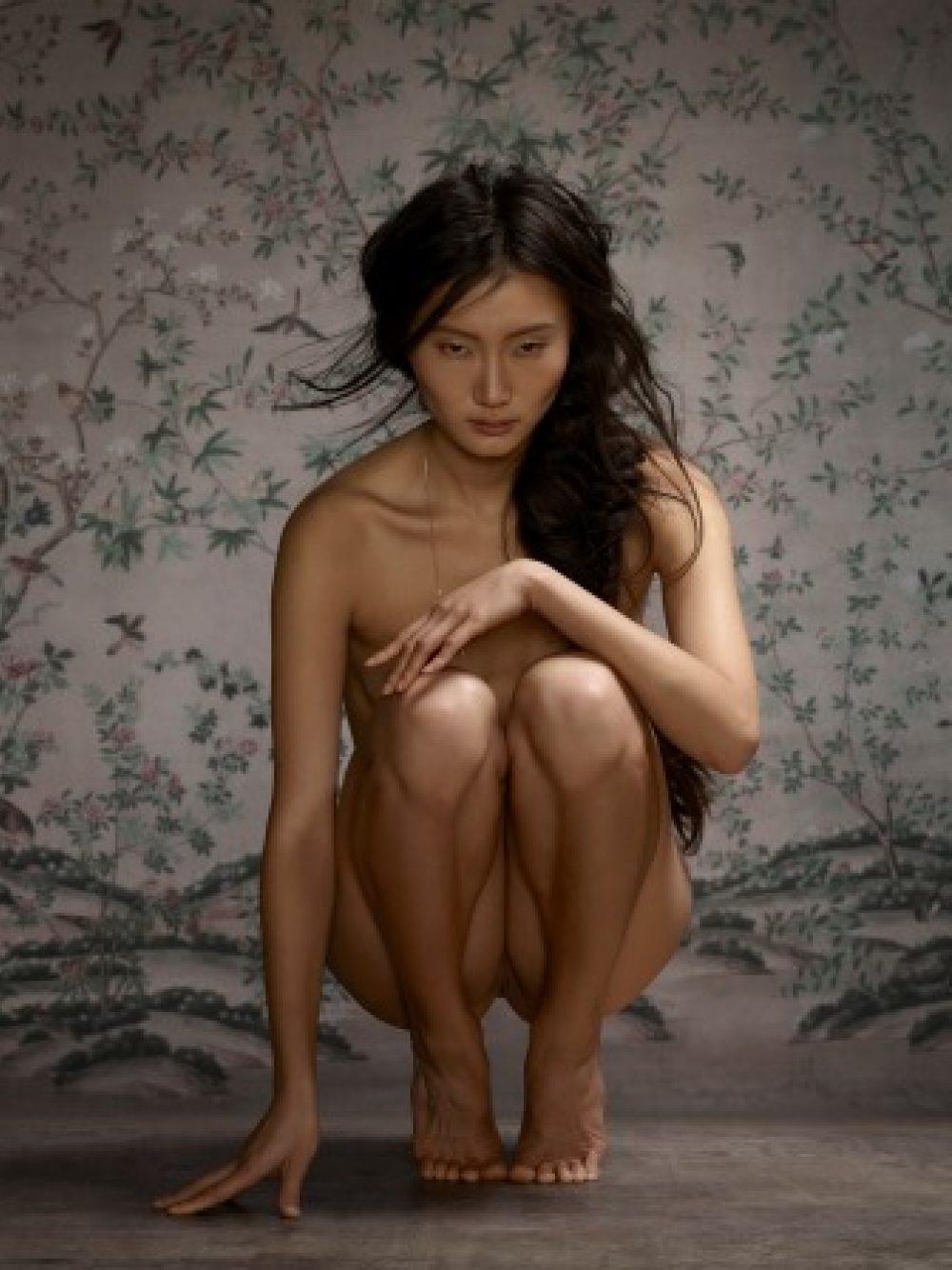 Skin Deep: Female Nude No. 5 (2015), archival print, 130 x 100 cm, Ed. 7, und 80 x 60 cm, Ed. 10