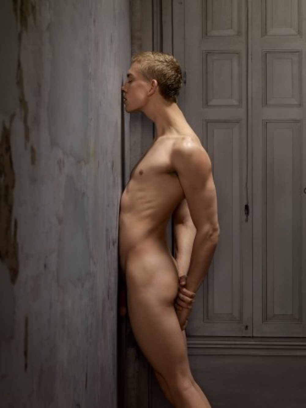Skin Deep: Male Nude No. 1 (2015), archival print, 130 x 100 cm, Ed. 7, und 80 x 60 cm, Ed. 10