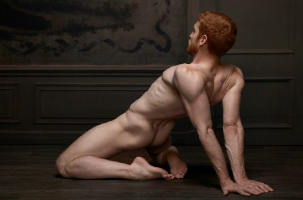 Skin Deep: Male Nude No. 3 (2015), archival print, 100 x 150 cm, Ed. 7, und 60 x 80 cm, Ed. 10
