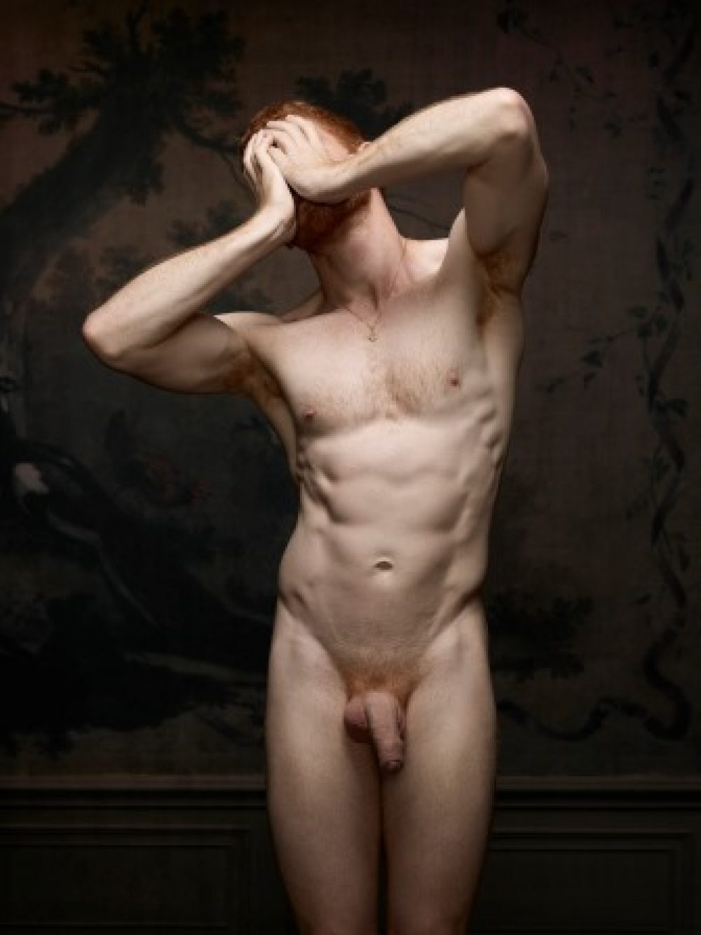Skin Deep: Male Nude No. 5 (2015), archival print, 130 x 100 cm, Ed. 7, und 80 x 60 cm, Ed. 10