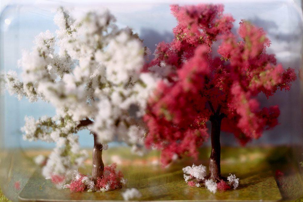 Blühende Obstbäume (2005), Lamba-Print, 120 x 180 cm, Ed 5 + 2 AP
