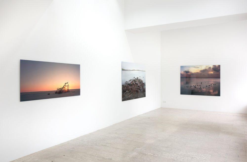 Ausstellungsansicht Galerie (2013)